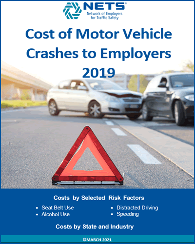 Cost of Motor Vehicle Crashes to Employers - 2019